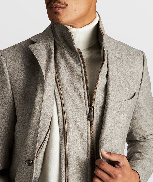 Wool Sports Jacket picture 5