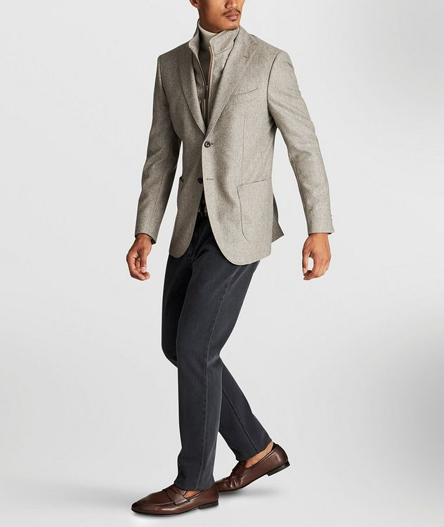 Wool Sports Jacket picture 6
