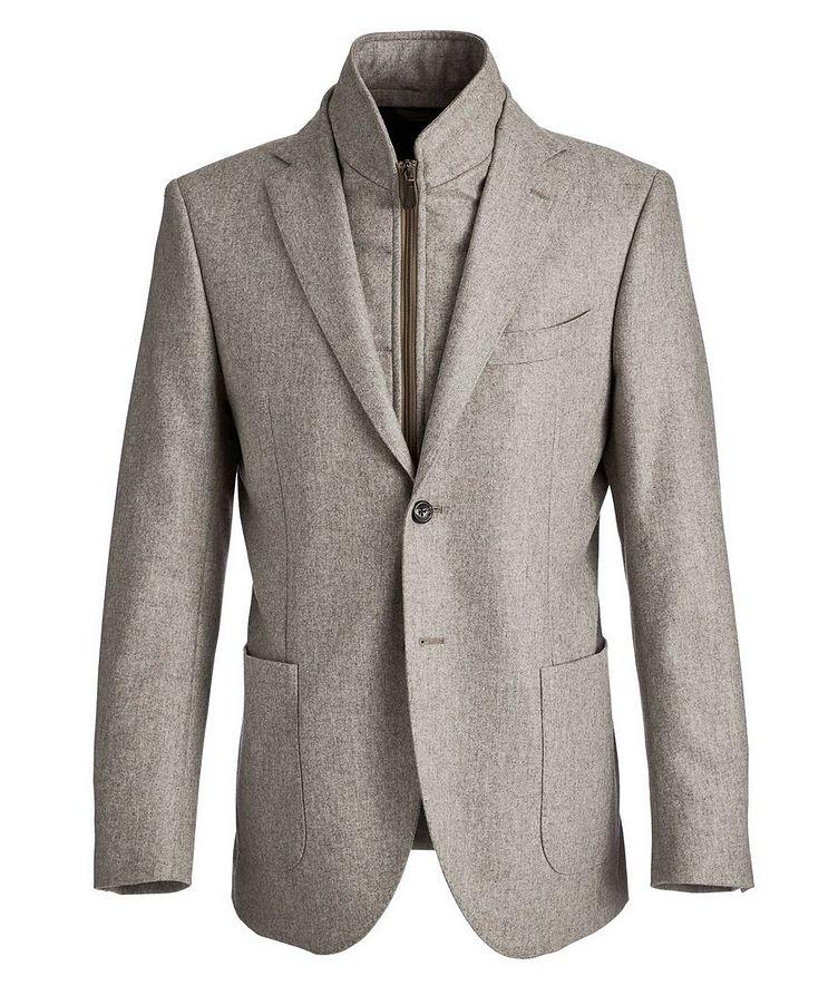 Wool Sports Jacket image 0