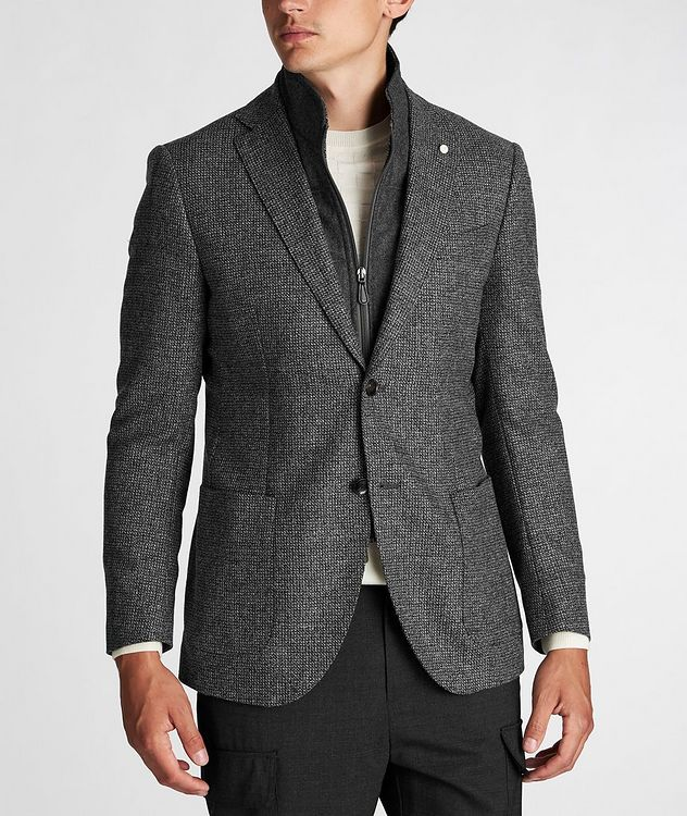 Wool-Cashmere Sports Jacket picture 3