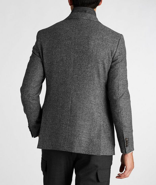 Veston en laine et cachemire picture 4