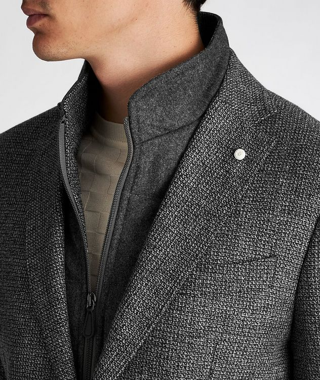 Wool-Cashmere Sports Jacket picture 5