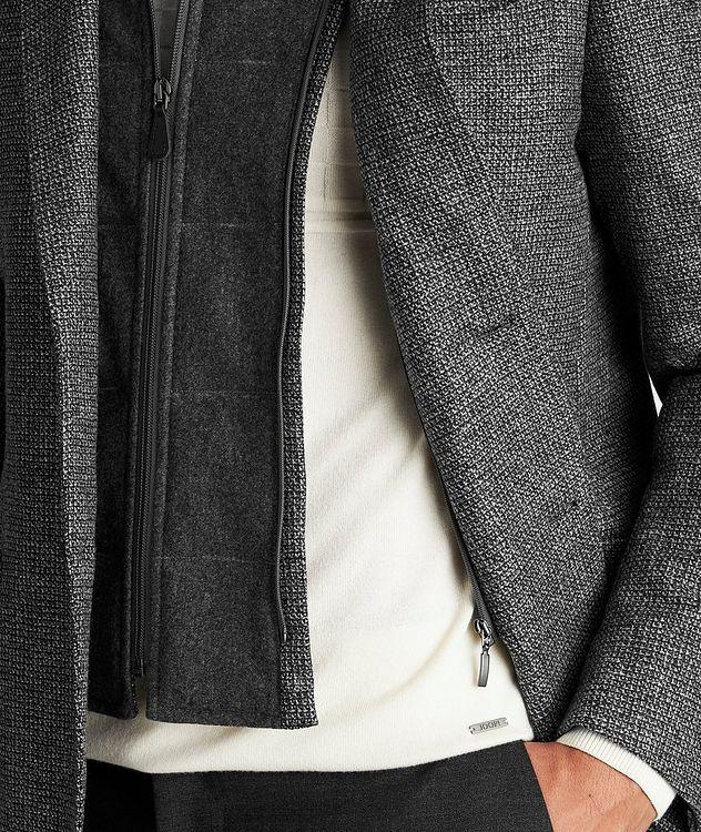 Veston en laine et cachemire picture 6