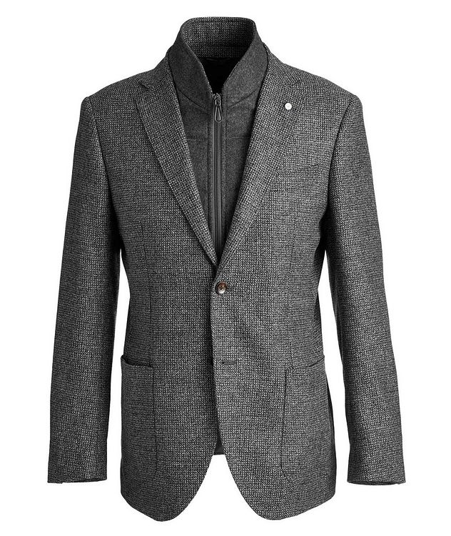 Wool-Cashmere Sports Jacket picture 1