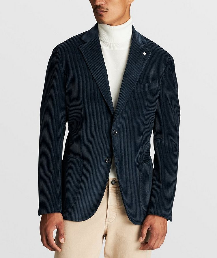 Stretch-Corduroy Sports Jacket image 1