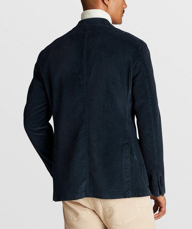 Stretch-Corduroy Sports Jacket image 2