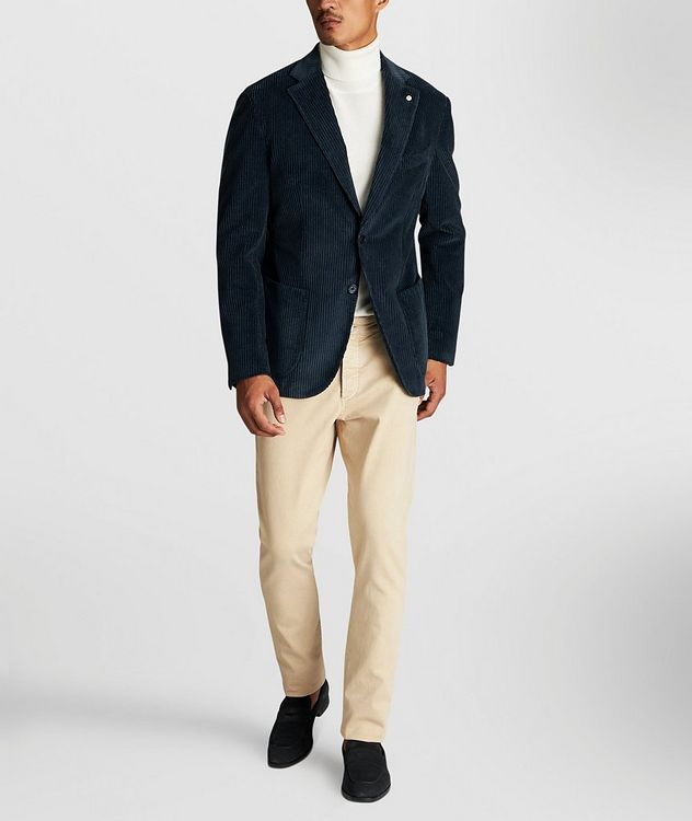 Stretch-Corduroy Sports Jacket picture 5