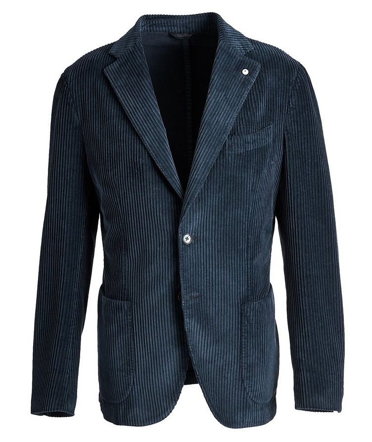 Stretch-Corduroy Sports Jacket image 0