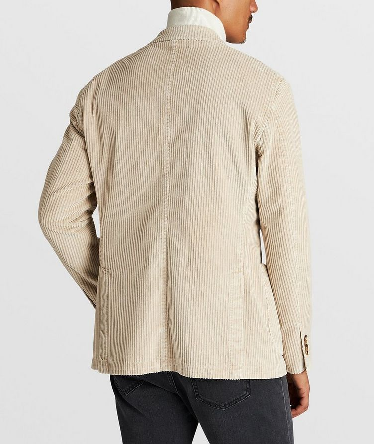 Stretch-Corduroy Sports Jacket image 2