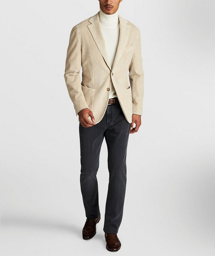Stretch-Corduroy Sports Jacket image 4