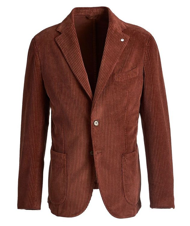 Stretch-Corduroy Sports Jacket picture 1