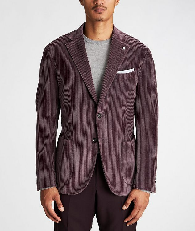 Stretch-Corduroy Sports Jacket picture 2