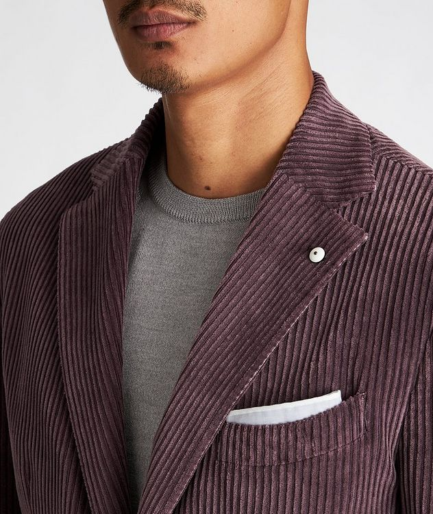 Stretch-Corduroy Sports Jacket picture 4