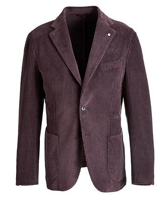 L.B.M. 1911 Stretch-Corduroy Sports Jacket