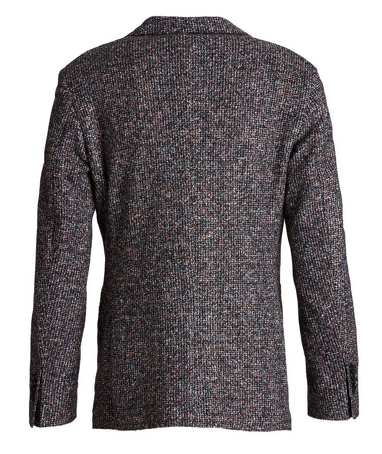Tweed Wool-Blend Sports Jacket image 1