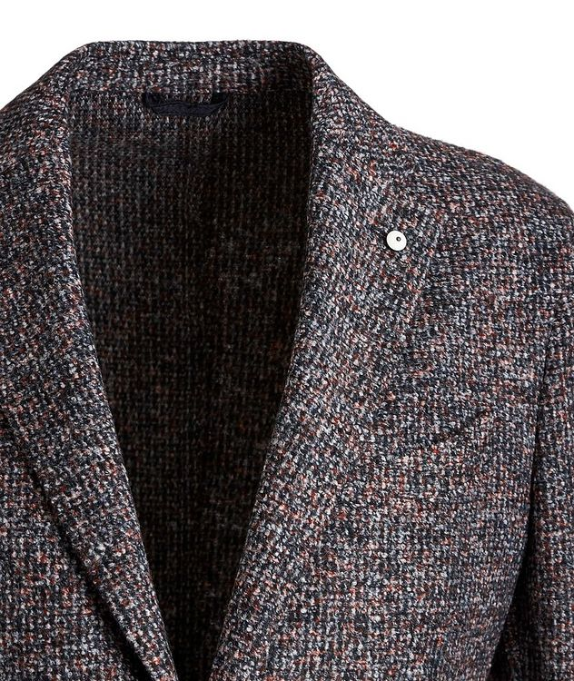 Tweed Wool-Blend Sports Jacket picture 3