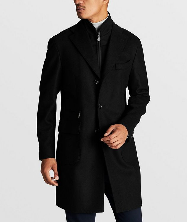 Wool-Cashmere Overcoat picture 2