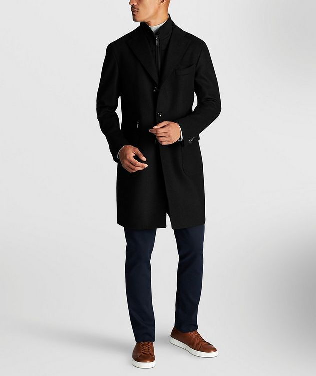 Wool-Cashmere Overcoat picture 7