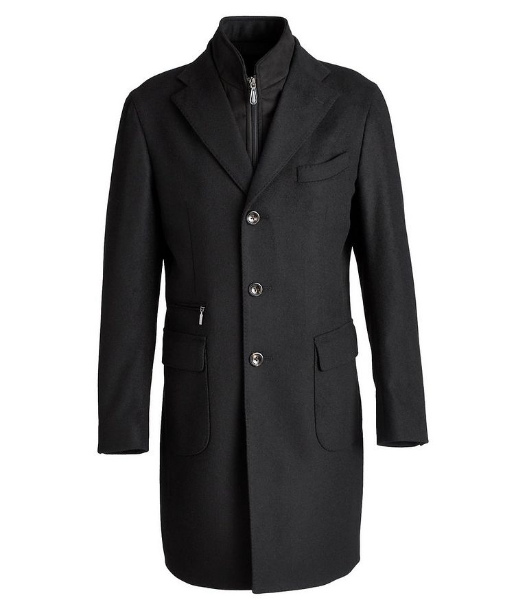 Wool-Cashmere Overcoat image 0
