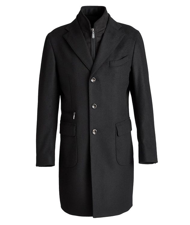 Wool-Cashmere Overcoat picture 1