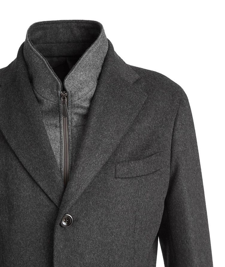 Wool-Cashmere Overcoat image 1