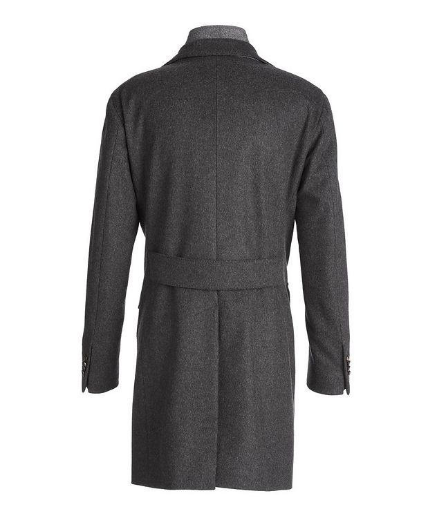 Wool-Cashmere Overcoat picture 3