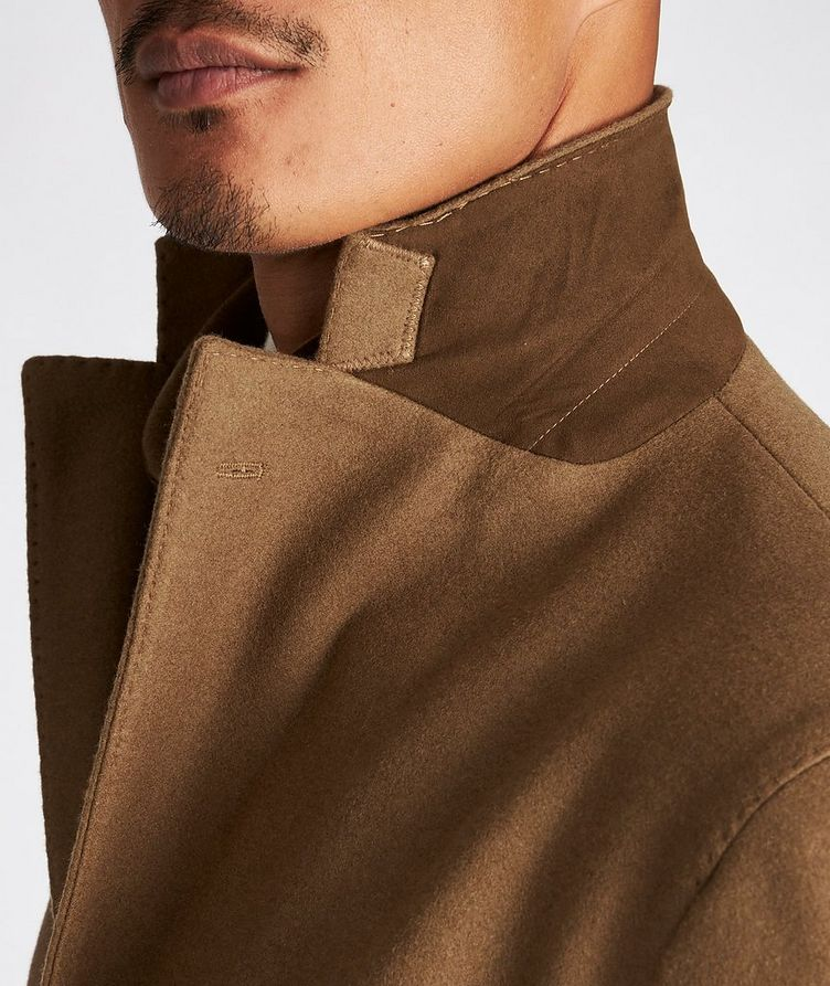 Wool-Cashmere Overcoat image 4