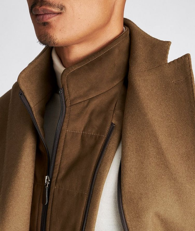 Wool-Cashmere Overcoat image 5