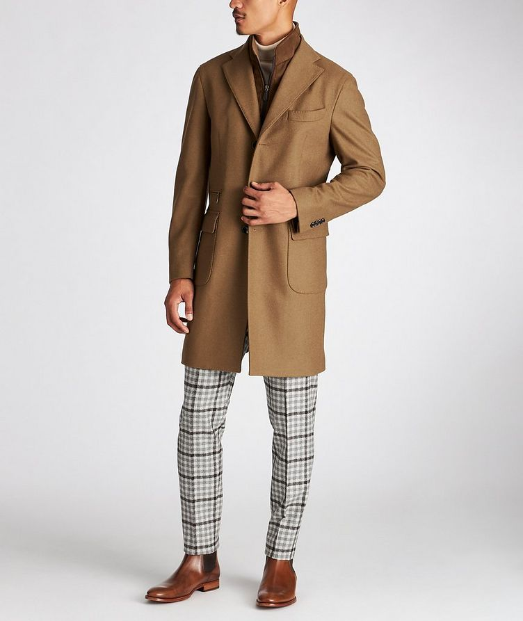 Wool-Cashmere Overcoat image 6