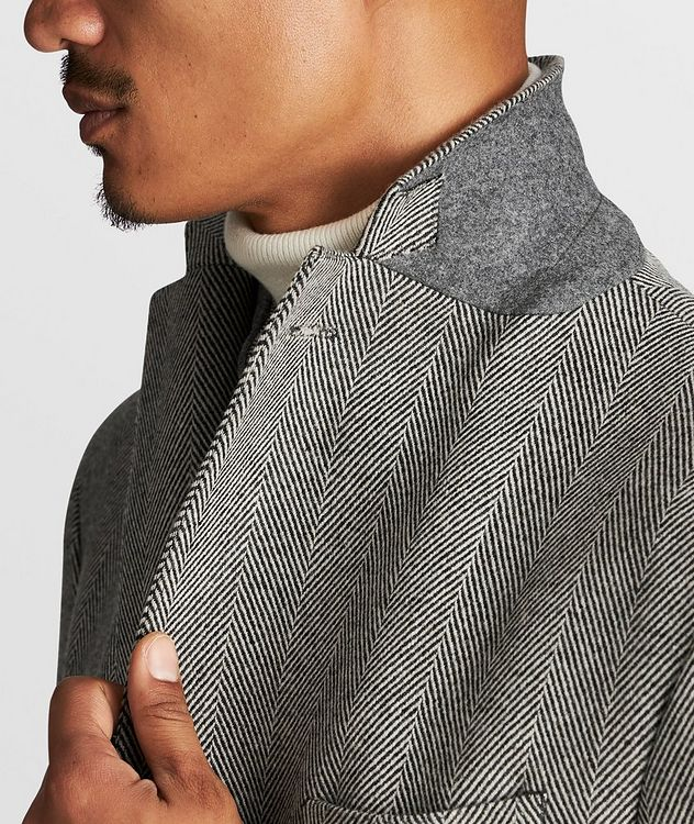 Wool-Cashmere Overcoat picture 4