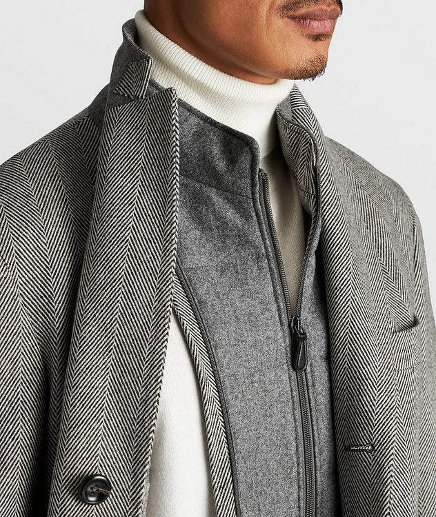 Wool-Cashmere Overcoat picture 5
