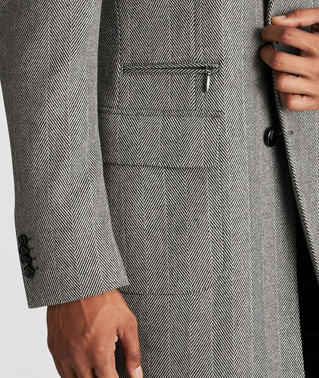 Wool-Cashmere Overcoat picture 6