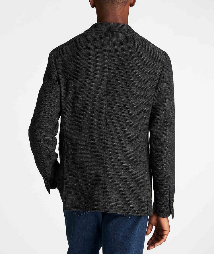 Unstructured Alpaca-Wool Sports Jacket image 2