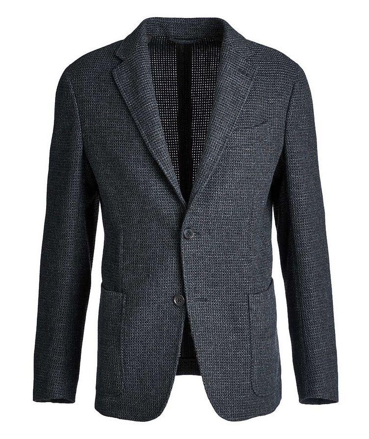 Unstructured Alpaca-Wool Sports Jacket image 0