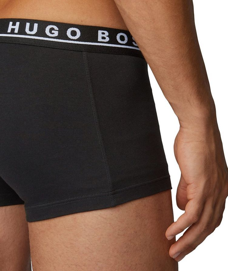 3-Pack Stretch-Cotton Boxers image 2