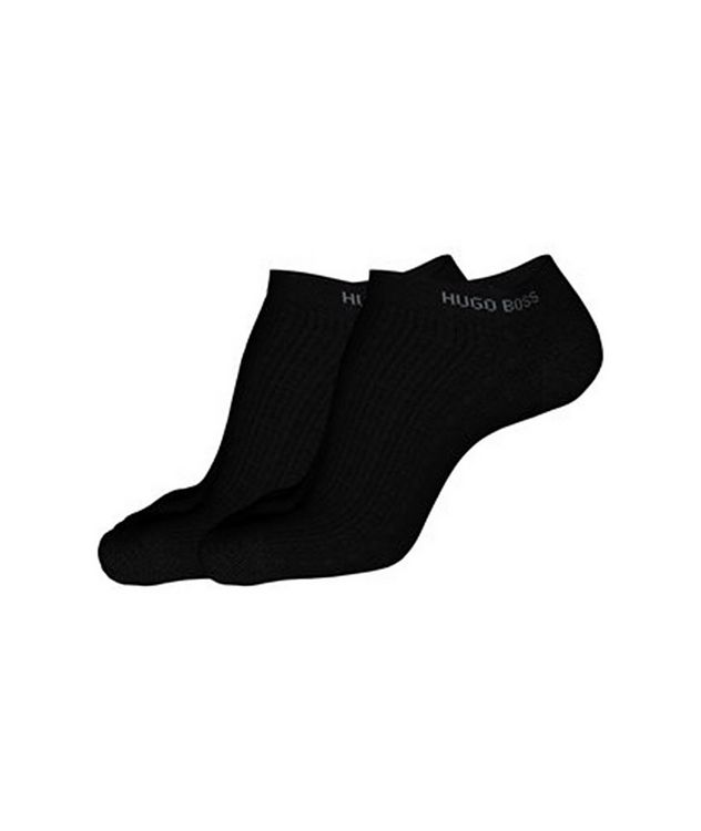 2-Pack Stretch-Cotton Ankle Socks picture 3