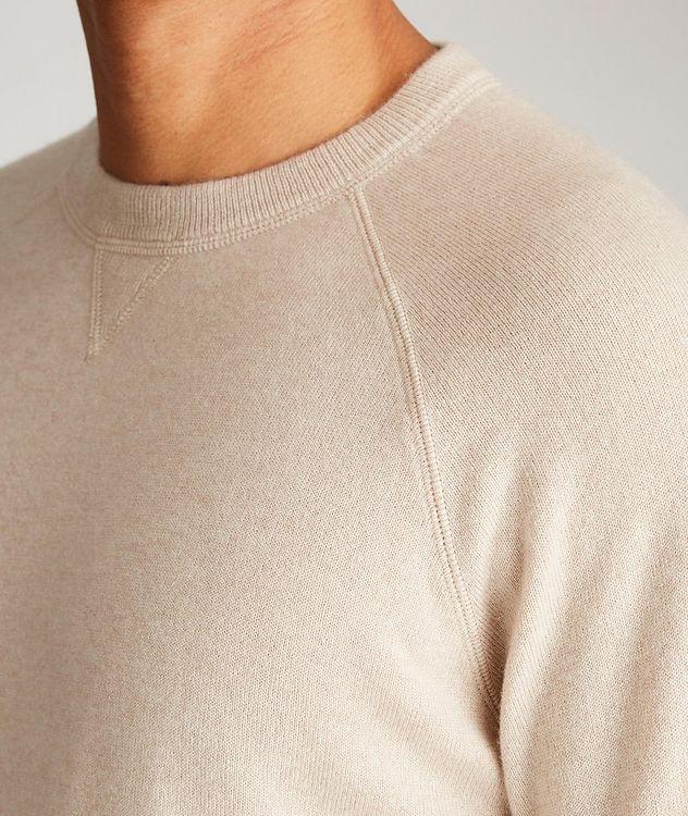 Cashmere Sweatshirt picture 4