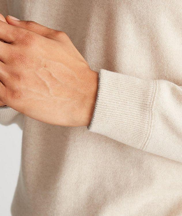 Cashmere Sweatshirt picture 5