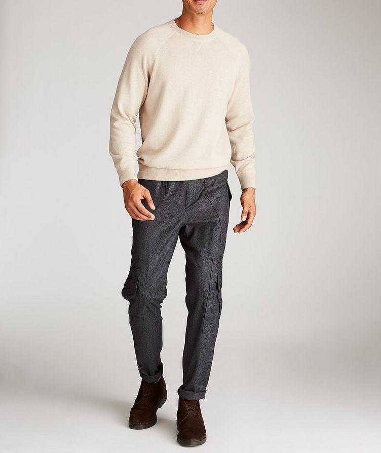 Cashmere Sweatshirt image 5