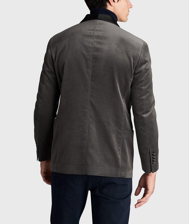 Velvet Tuxedo Jacket picture 3