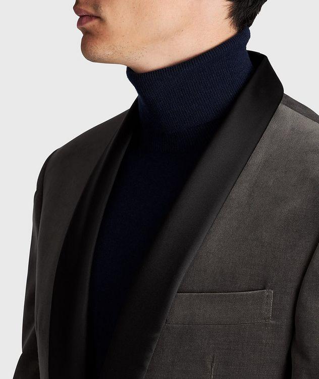 Velvet Tuxedo Jacket picture 4