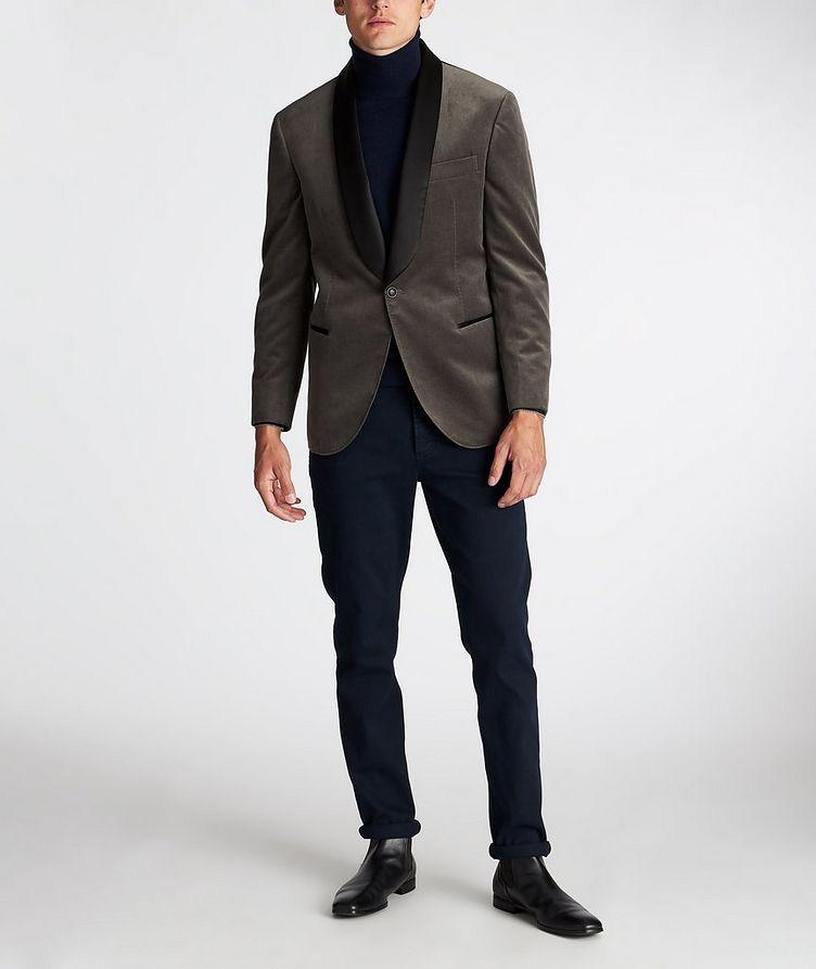 Velvet Tuxedo Jacket image 4