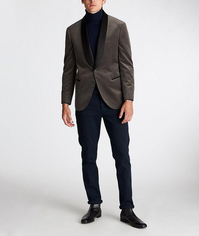 Velvet Tuxedo Jacket picture 5