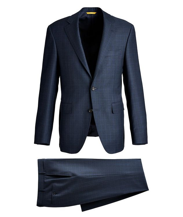 Kei Checked Suit picture 1