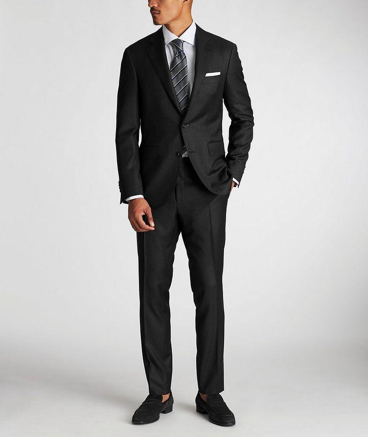 Kei Checked Suit image 1