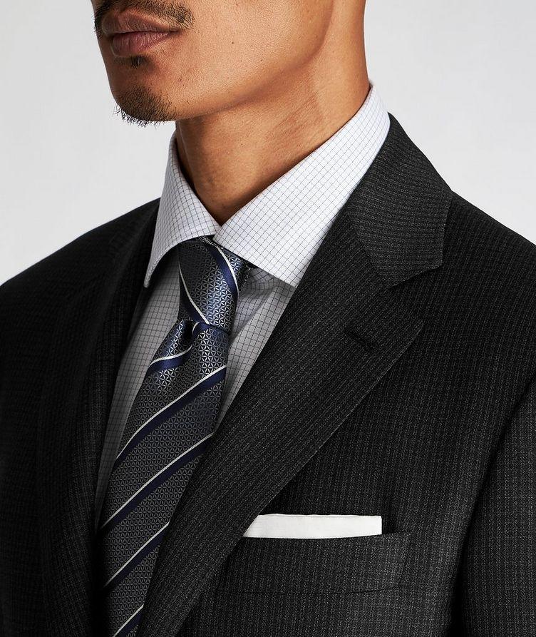 Kei Checked Suit image 3
