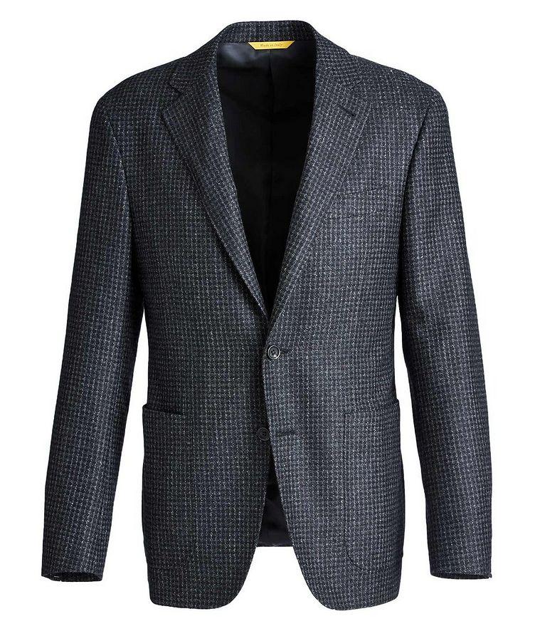 Kei Checkered Sports Jacket image 0