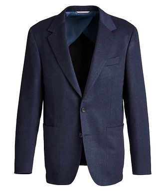 Canali Exclusive Cashmere Sports Jacket