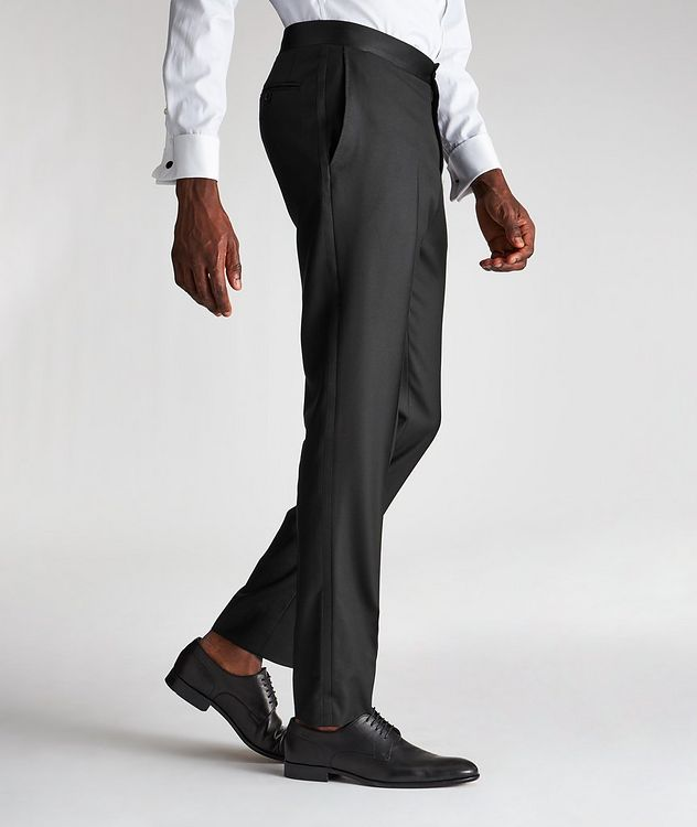 Wool Tuxedo Pants picture 4