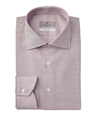 Canali Impeccabile Neat-Printed Dress Shirt